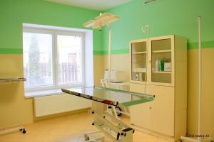 Operačná miestnosť - RAVEA